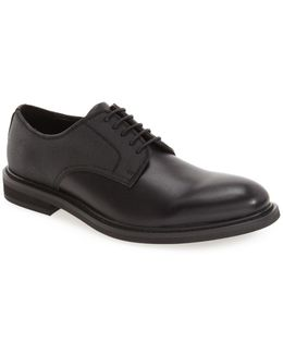 Highly Rate-d Plain Toe Derby