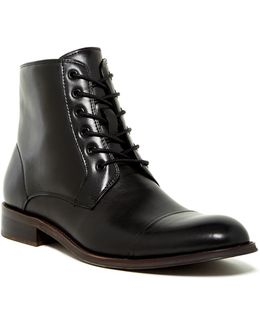 Direct Route Cap Toe Boot