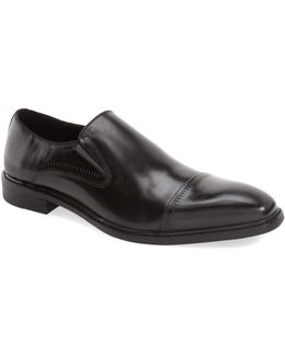 Rest-ing Case Cap Toe Loafer