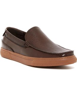 Draw-back Loafer