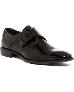 Left Side Monk Strap Loafer
