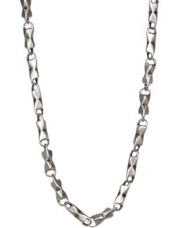 Faceted Bead Necklace