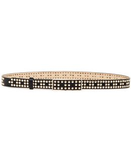 Studded Plague Pant Belt
