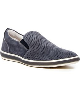 Take A Stroll Perforated Slip-on Sneaker