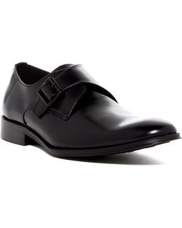 Sit-up Monk Strap Shoe