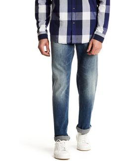 Lux Core Straight Fit Jean