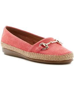 Solution Espadrille Flat