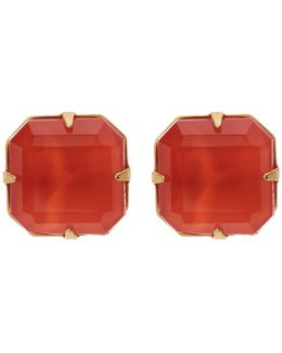Sophia Prong Set Stone Stud Earrings