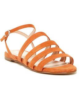 Stripe Strappy Sandal