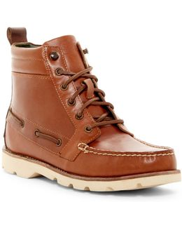 Bushwick Moc Toe Boot