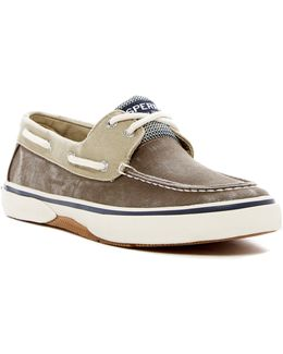 Halyard 2-eye Boat Shoe - Wide Width Available