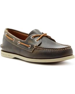 Authentic Original 2 Eye Water Boat Shoe - Wide Width Available