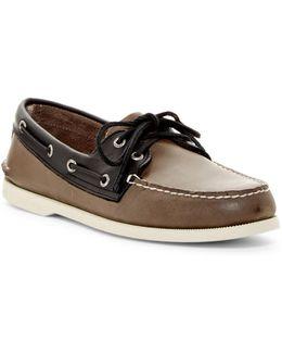 Authentic Original 2-eye Sarape Boat Shoe