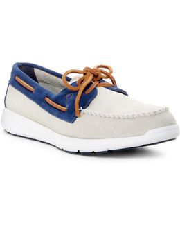 Sojourn 2-eye Boat Shoe