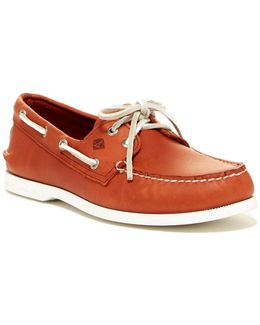 Authentic Original 2-eye Island Rhythm Boat Shoe