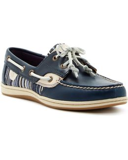Koifish Denim Boat Shoe