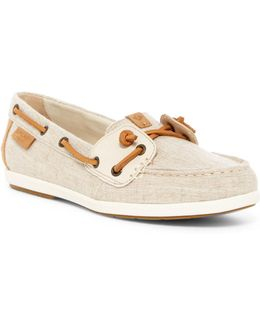 Coil Ivy Boat Shoe