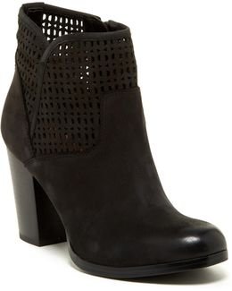 Superb Laser-cut Bootie