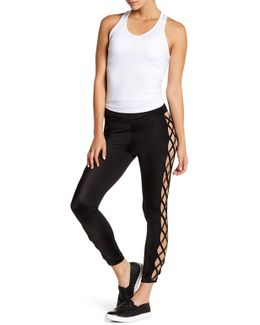 Crisscriss Cutout Legging