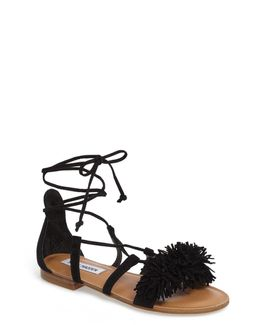Swizzle Lace-up Sandal (women)