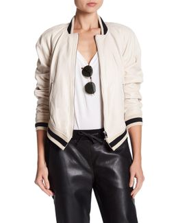 Selby Leather Jacket