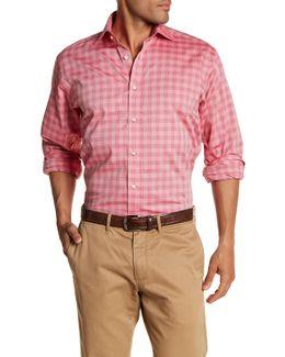Gingham Classic Fit Shirt