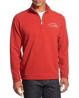 Nfl Quarter Zip Pullover