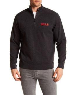 'nfl Flipside Pro' Quarter Zip Pullover