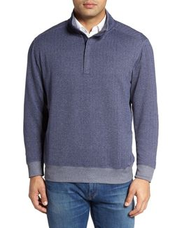 Pro Formance Quarter Zip Sweater