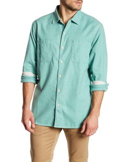 New Seaside Flannel Regular Fit Shirt