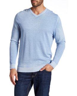 Seaglass V-neck Shirt
