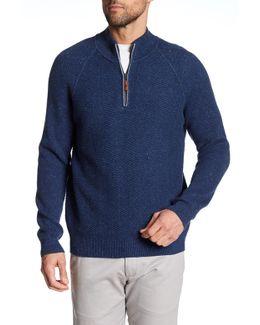Island Tweed Sweater
