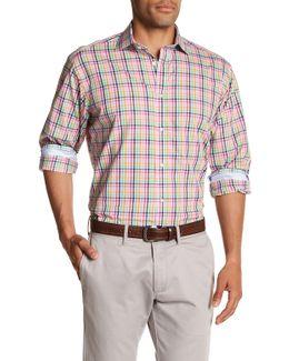 Plaid Classic Fit Shirt