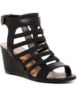 Savoy Wedge Sandal
