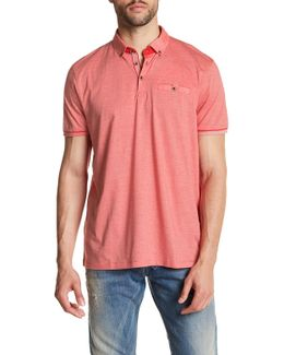 Trynor Stripe Polo