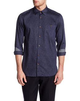 Double Sided Trim Fit Shirt
