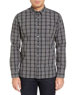 Newpane Modern Trim Fit Sport Shirt