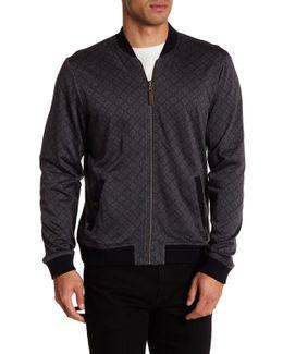 Printed Reversible Jacket