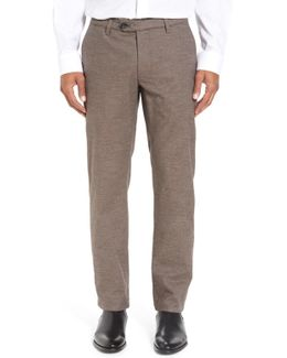 Freshman Classic Fit Flat Front Trouser