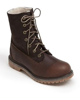 Authentic Waterproof Teddly Fleece Lined Boot