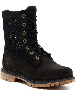 Open Weave Boot - Wide Width Available