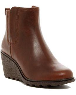 Amston Chelsea Wedge Boot