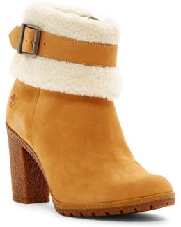 Glancy Fleece Cuff Boot