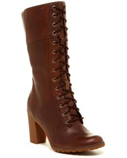 Glancy 10 Inch Lace-up Boot