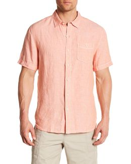 Party Breezer Modern Fit Linen Shirt