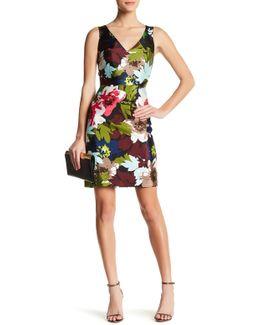 Cosima Sleeveless Sheath Dress