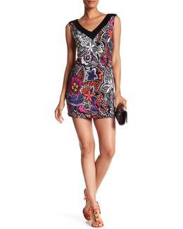 Charline Print Dress
