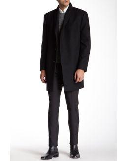 Elan Wool Blend Top Coat