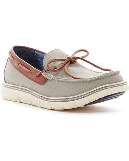 Fern Boat Shoe