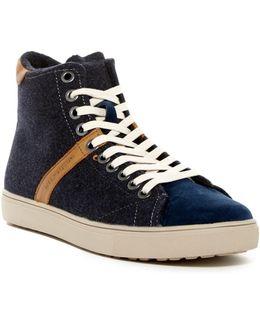 Vale High Top Sneaker